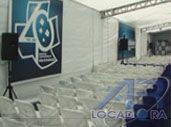 Tendas Modulares em Box Truss - Q30 - 2